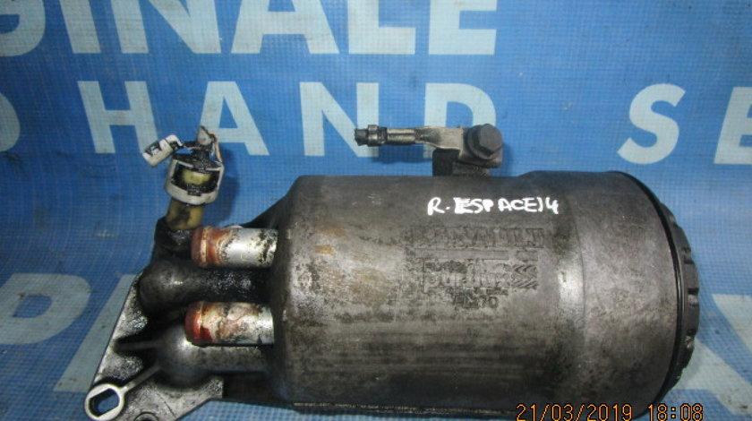 Suport filtru ulei Renault Espace 2.2dci (cu termoflot)