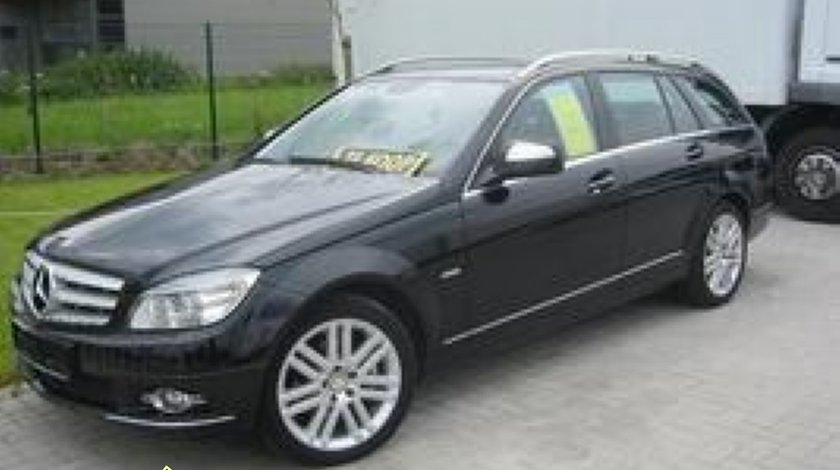 Suport inferior baterie mercedes c 220 an 2009