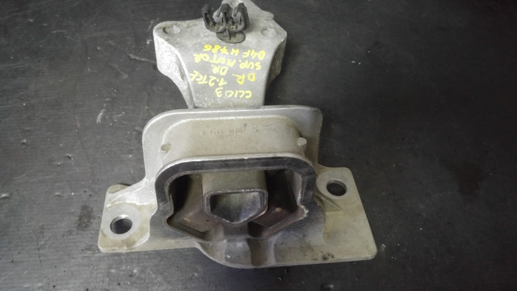 Suport motor 1.2 b tce d4fh786 renault clio 3 dupa 2007 112103737r