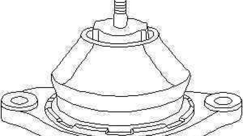 Suport motor AUDI A6 4A C4 TOPRAN 107 062