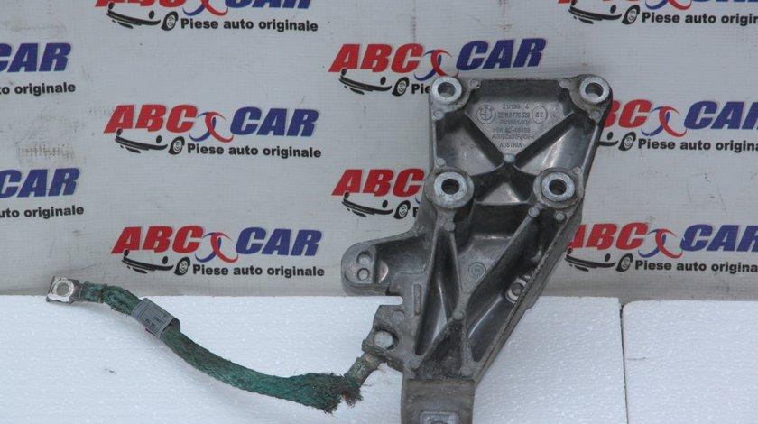 Suport motor BMW Seria 3 E90/E91 2.0 Benzina cod: 22116776529 model 2010