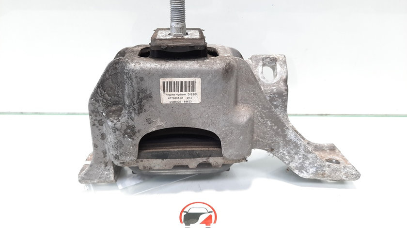 Suport motor, Mini Cooper Cabrio (R57) [Fabr 2009-2015] 1.6 B, N12B16A, 6779805-01