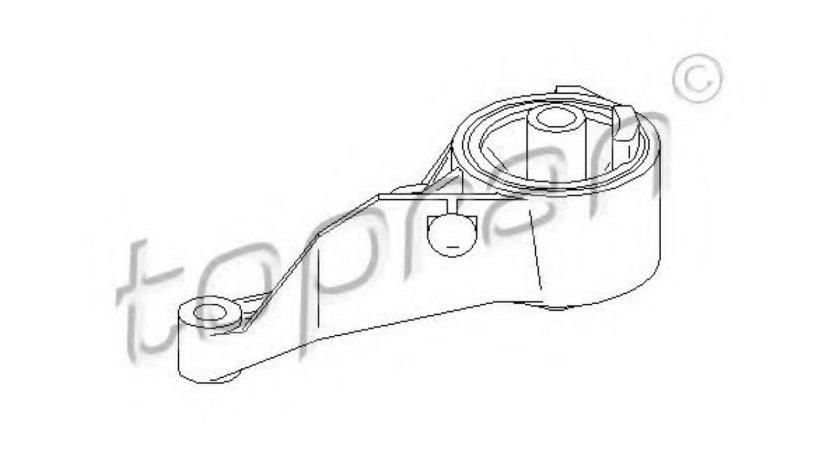 Suport motor OPEL TIGRA TwinTop (2004 - 2016) TOPRAN 206 157 - produs NOU