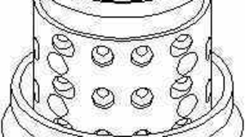 Suport motor VW CADDY II caroserie 9K9A TOPRAN 103 021
