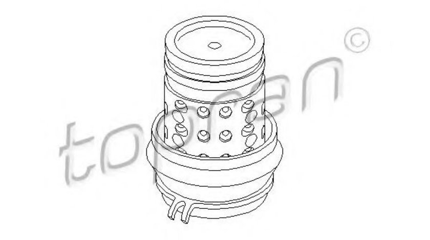 Suport motor VW CADDY II Combi (9K9B) (1995 - 2004) TOPRAN 103 021 piesa NOUA