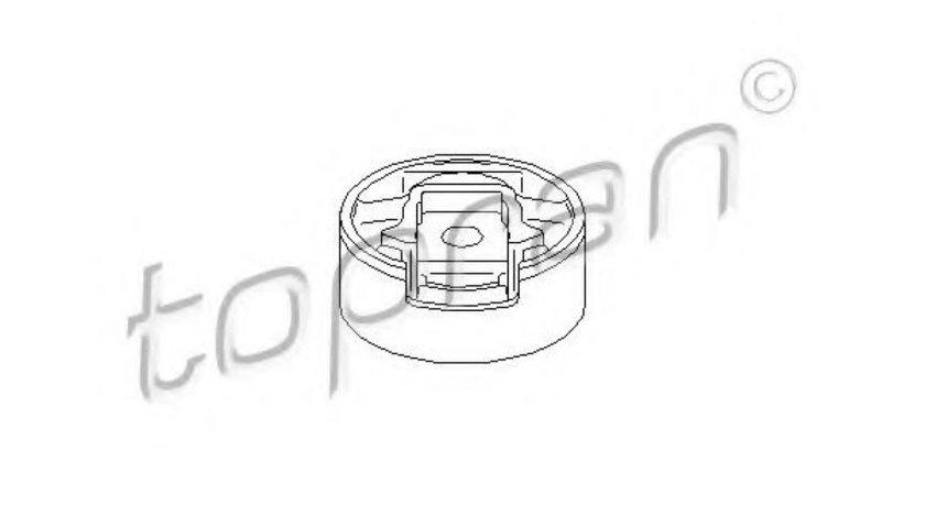 Suport motor VW CADDY III Caroserie (2KA, 2KH, 2CA, 2CH) (2004 - 2016) TOPRAN 110 133 - produs NOU