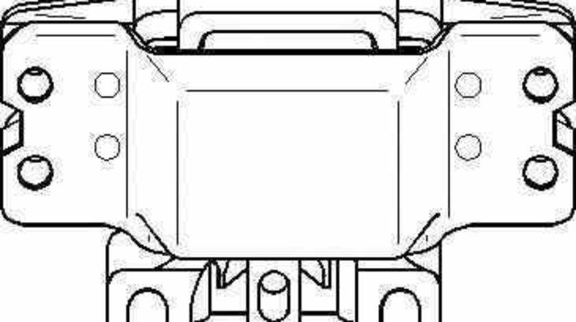 Suport motor VW CADDY III combi 2KB 2KJ 2CB 2CJ TOPRAN 110 128
