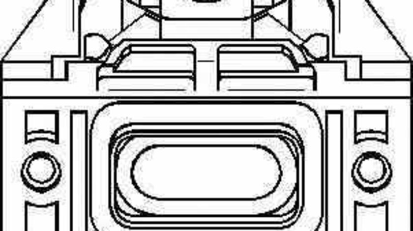 Suport motor VW NEW BEETLE Cabriolet (1Y7) TOPRAN 107 979