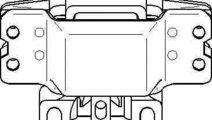 Suport motor VW TOURAN 1T1 1T2 TOPRAN 110 128