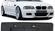 Suport numar BMW E46 pentru bara M3