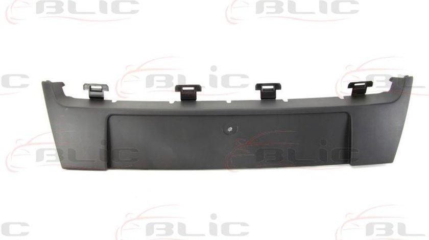 Suport numar de circulatie RENAULT SCÉNIC III JZ0/1 Producator BLIC 5510-00-6046920P
