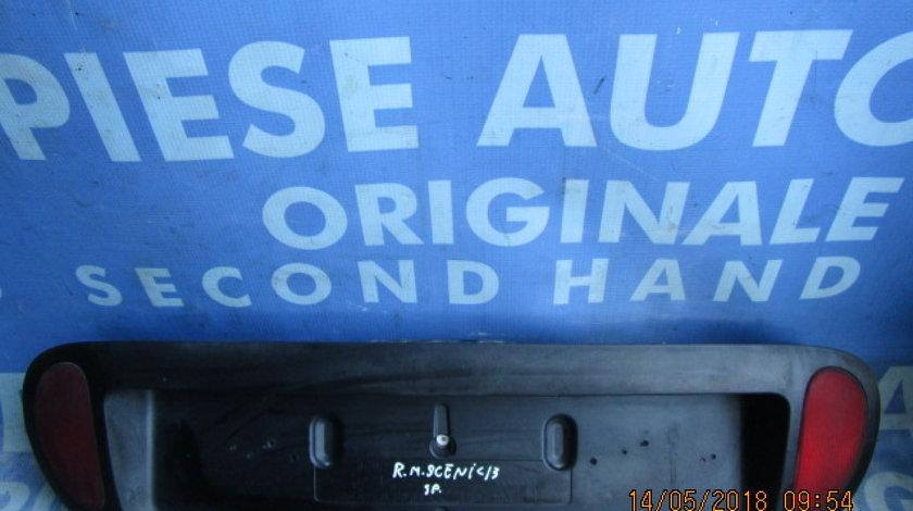 Suport numar Renault Megane Scenic ; 7711170346 (spate)