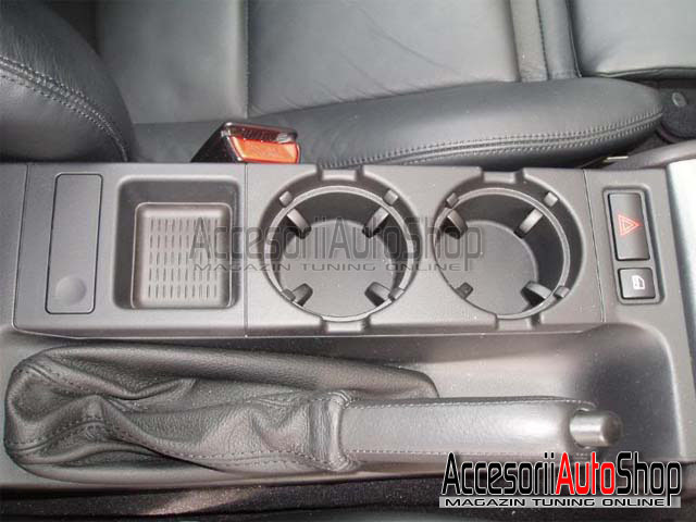 Suport pahare si monezi BMW Seria 3 E46