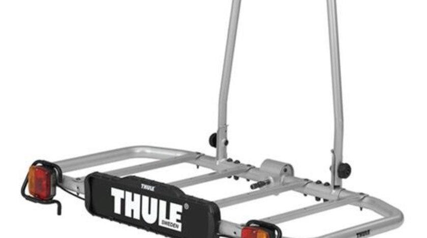 Suport pentru 1 bicicleta cu prindere pe carligul de remorcare auto Thule EasyBase 949