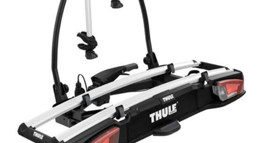 Suport pentru 2/3 biciclete cu prindere pe carligul de remorcare auto Thule VeloSpace 938 XT2
