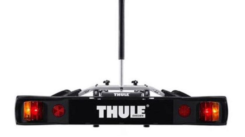 Suport pentru 2 biciclete cu prindere pe carligul de remorcare auto Thule RideOn 9502