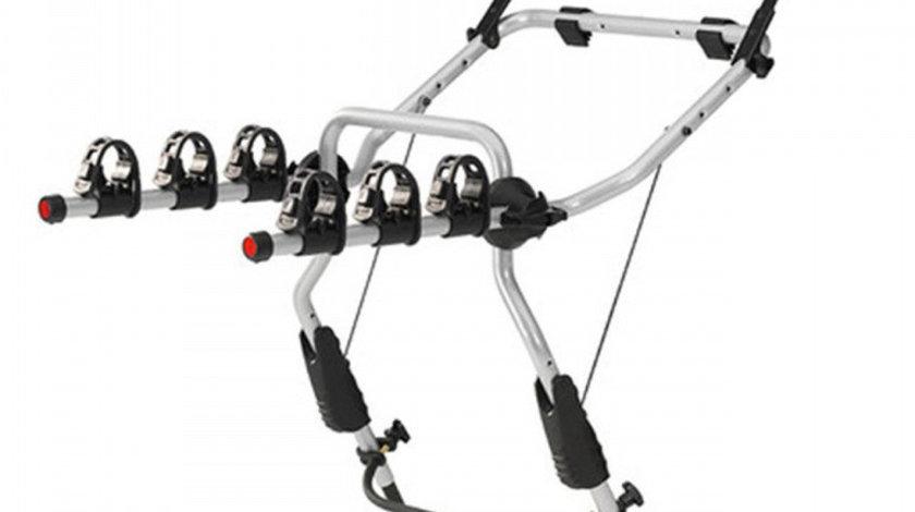 Suport pentru 3 biciclete cu prindere pe haion Thule ClipOn 9103