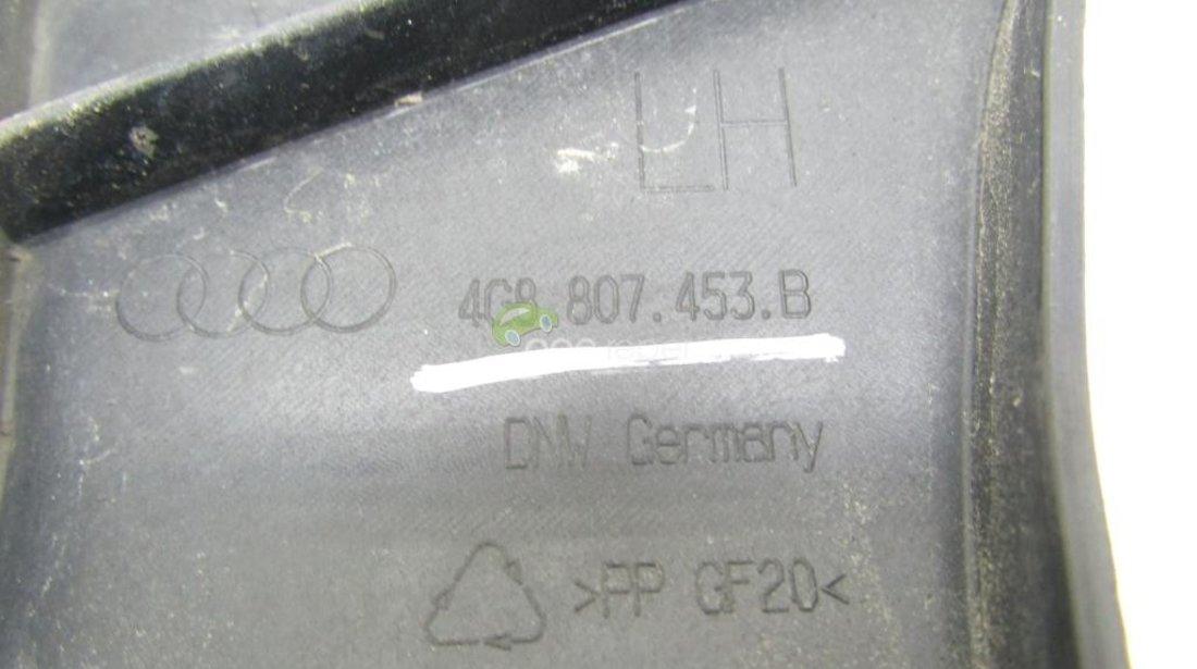 Suport plastic bara spate stanga Audi A7 4G - Cod: 4G8807453B