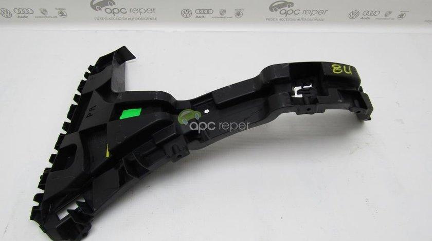 Suport plastic bara spate stanga Audi Q3 8U - Cod: 8U0807453B