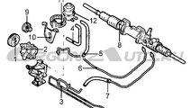 Suport rezervor lichid servo Renault Laguna 1, Ori...