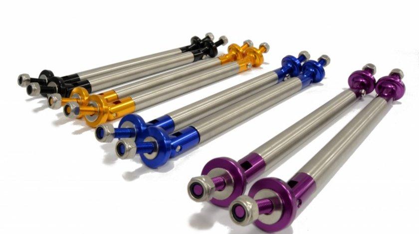 Suport rigidizare pentru spoiler/lip universal