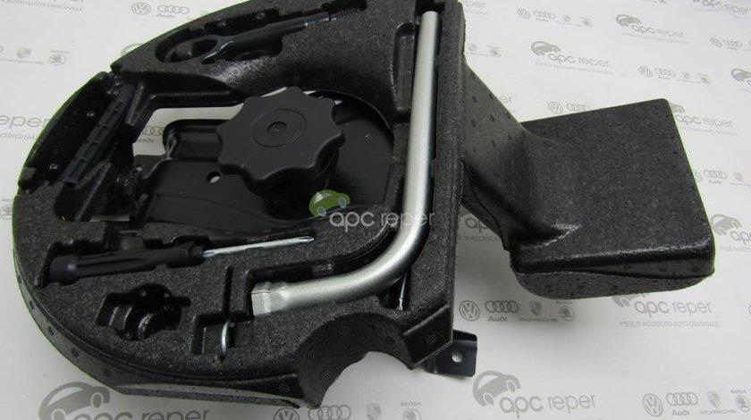 Suport roata rezerva cu trusa scule Audi A6 4G / A7 4G