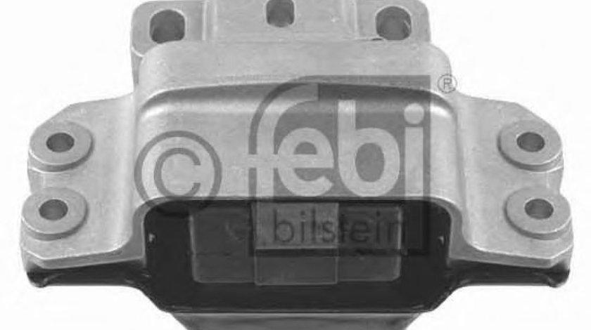 Suport, transmisie manuala VW CADDY III Caroserie (2KA, 2KH, 2CA, 2CH) (2004 - 2016) FEBI BILSTEIN 22724 produs NOU