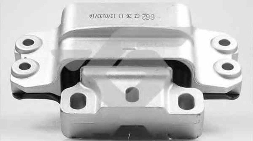 Suport transmisie manuala VW GOLF PLUS 5M1 521 HUTCHINSON 594403