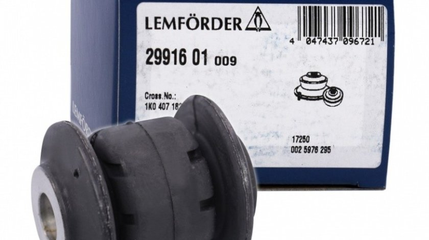 Suport Trapez Bucsa Brat Suspensie Lemforder Volkswagen Beetle 2011→ 29916 01