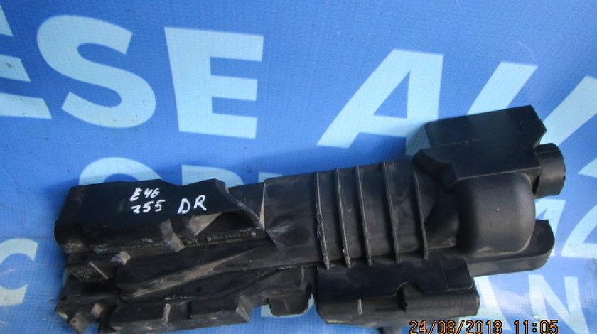 Suporti radiator BMW E46 330d 3; 1436246 // 1436248