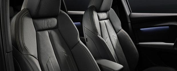 Surpriza anului 2021: Audi a publicat primele poze oficiale de la interiorul masinii cu tractiune spate pe care o va construi la fabrica Volkswagen