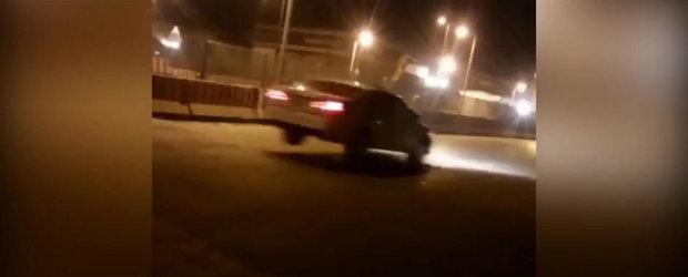 Surpriza din asfalt: Peticul care arunca in aer masinile din Arabia Saudita