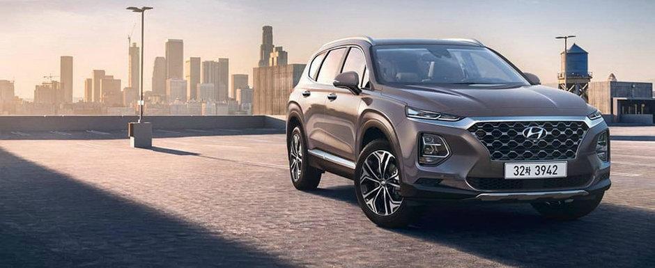 Surpriza placuta de la Hyundai. Noul SANTA FE este mai provocator si mai inteligent ca niciodata