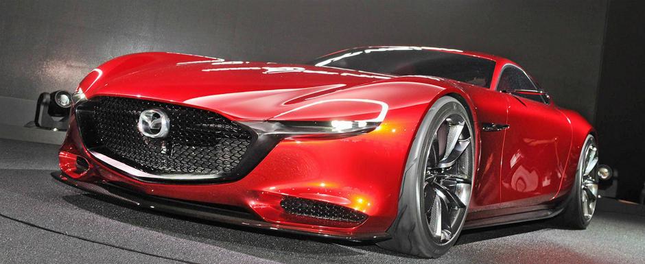 Surpriza! Viitoarea Mazda RX-9 va avea motor rotativ si 400 de cai putere