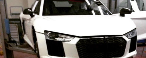 Surprize, surprize: ACESTA ar putea fi noul Audi R8!