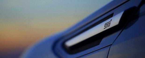Surprize, surprize: Subaru anunta lansarea modelului BRZ STI