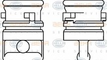 Surub, buson radiator BMW 7 (E38) BMW 17 11 1 712 ...