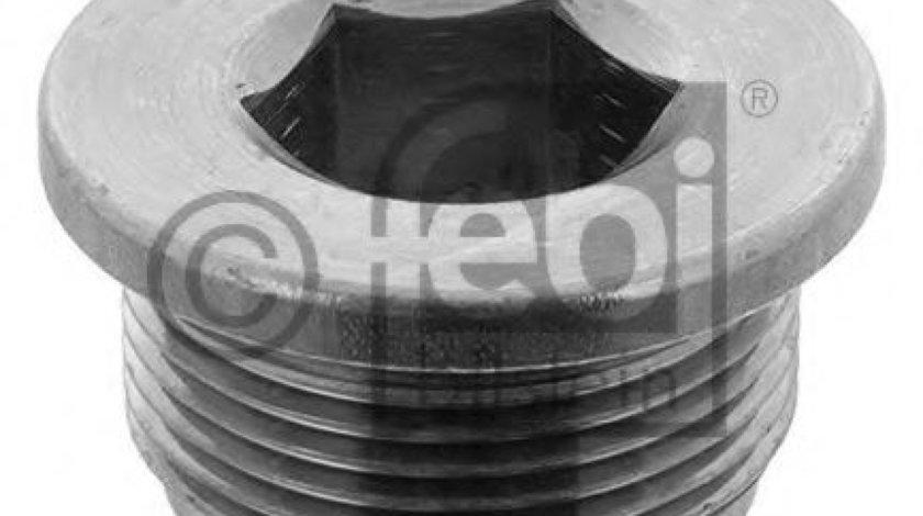 Surub de golire,baia de ulei MERCEDES E-CLASS (W210) (1995 - 2003) FEBI BILSTEIN 03013 - produs NOU