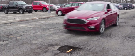 Suspensia antigropi de la Ford. Cum functioneaza si cand se lanseaza pe piata