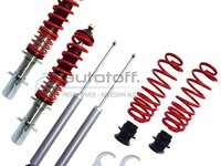 Suspensie Golf 4 si Bora reglabila REDLINE import Germania