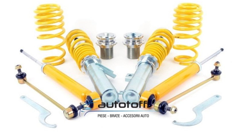 Suspensie sport FK reglabila Audi VW Seat Skoda FK Automotive Germania
