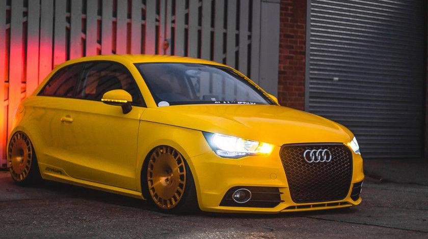 Suspensie Sport Reglabila Audi A1 8x Blueline