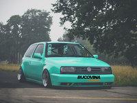 SUSPENSIE SPORT REGLABILA BLUELINE VW GOLF 3
