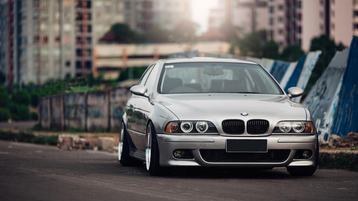 Suspensie sport reglabila BMW E39 seria 5