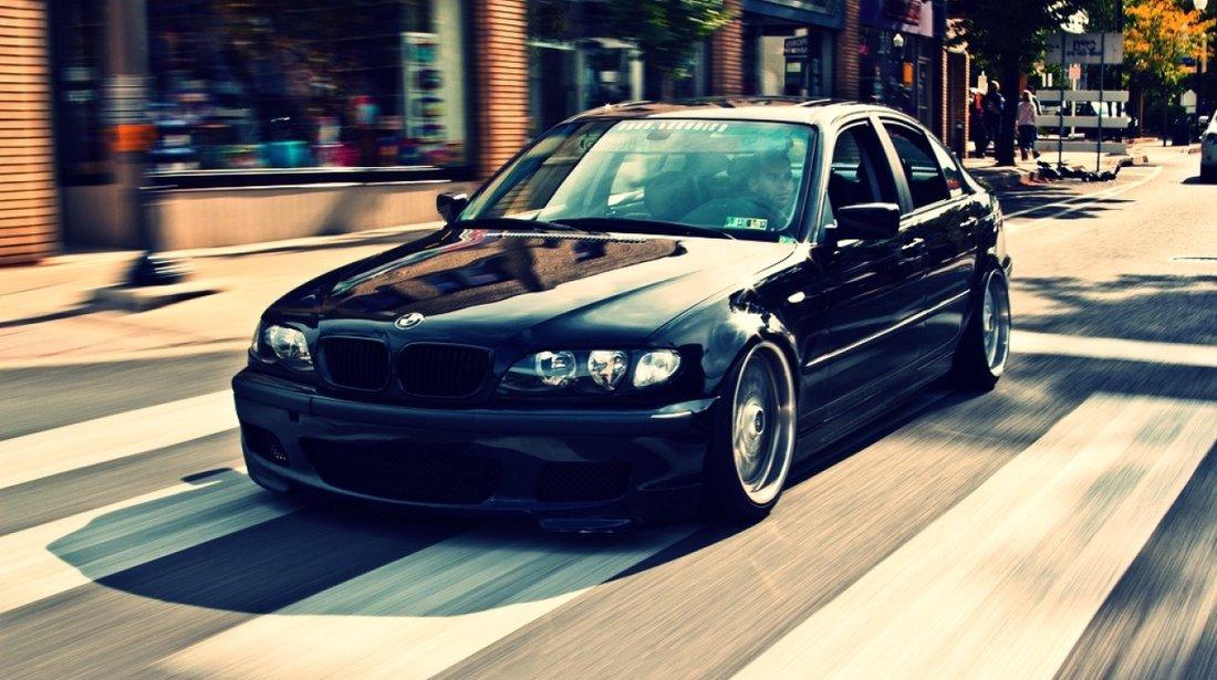 Suspensie sport reglabila BMW E46 seria 3