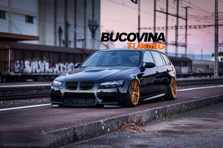 SUSPENSIE SPORT REGLABILA BMW SERIA 3 E90 (05-11)