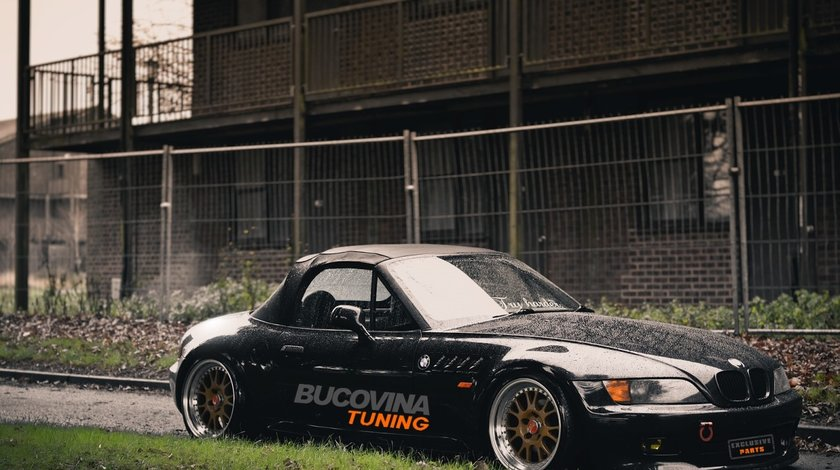Suspensie Sport reglabila BMW Z3 E36 (97-04)