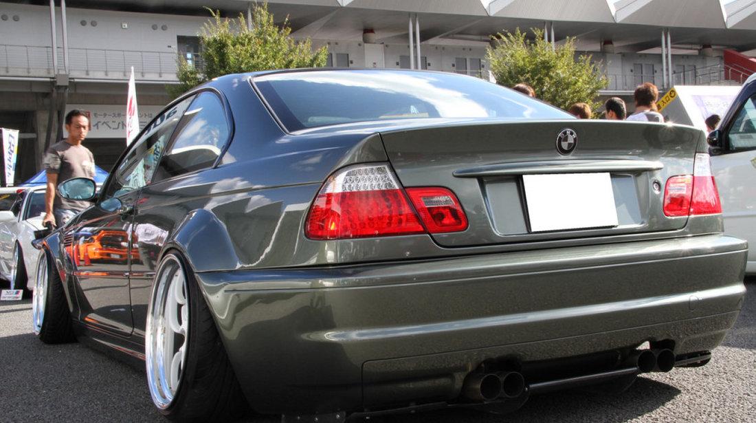 SUSPENSIE SPORT REGLABILA FK BMW SERIA 3 E46 (98-04)