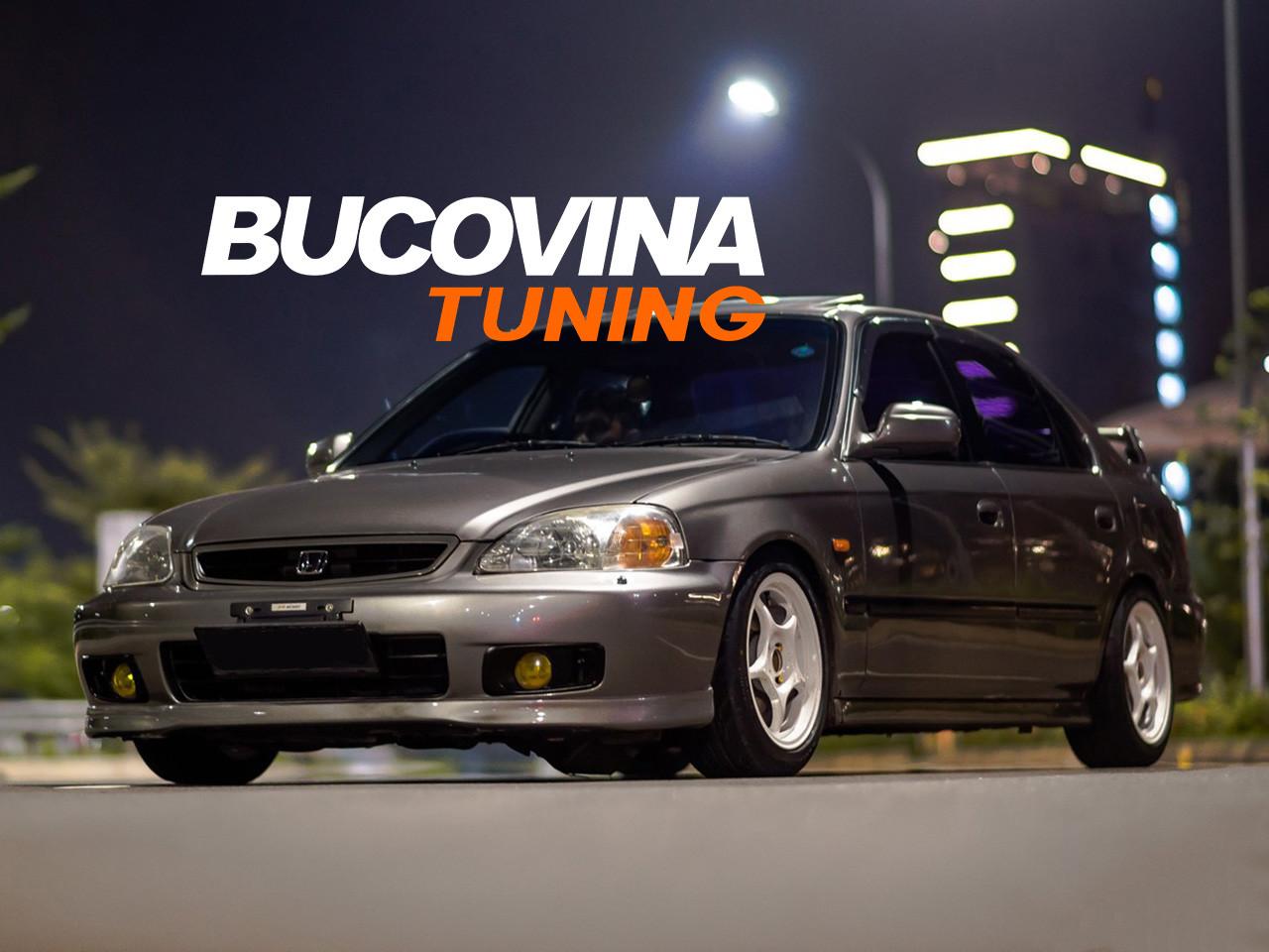 Suspensie Sport Reglabila Honda Civic (91-00)