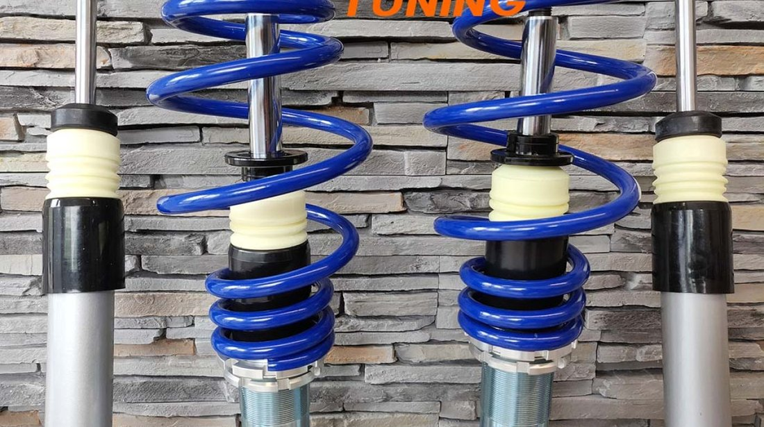 Suspensie Sport Reglabila Jetta VI (12-18) Blueline fara bielete